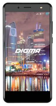 Телефон Digma VOX Flash 4G