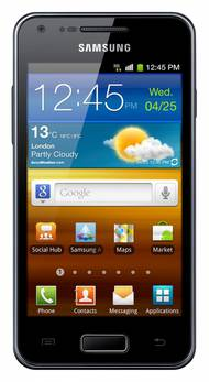 Телефон Samsung Galaxy S Advance