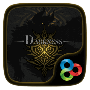 Darkness GO Launcher Theme