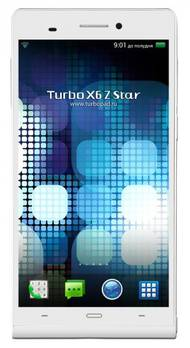 Телефон TurboPad Turbo X6 Z Star