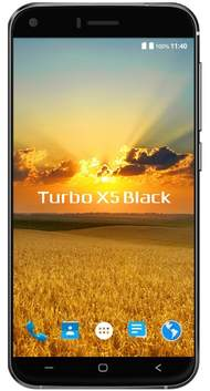 Телефон TurboPad Turbo X5 Black